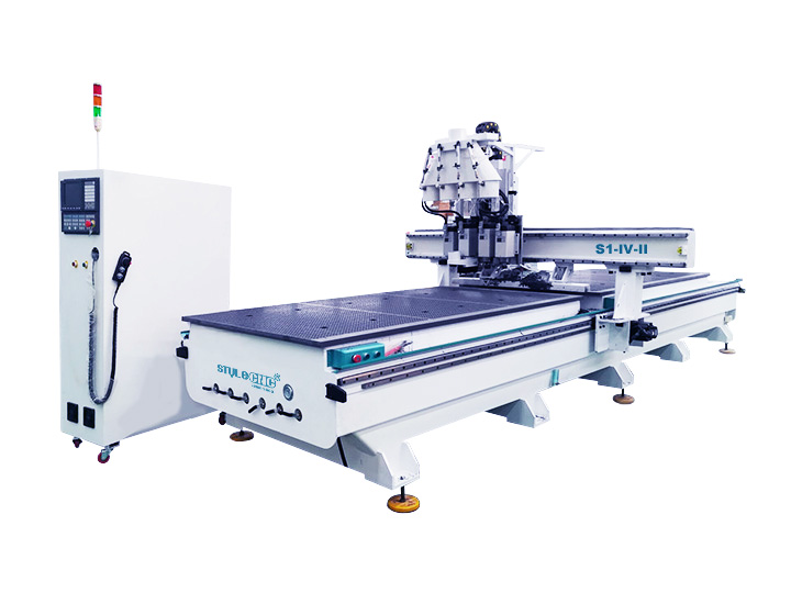 Door Making CNC Router Machine