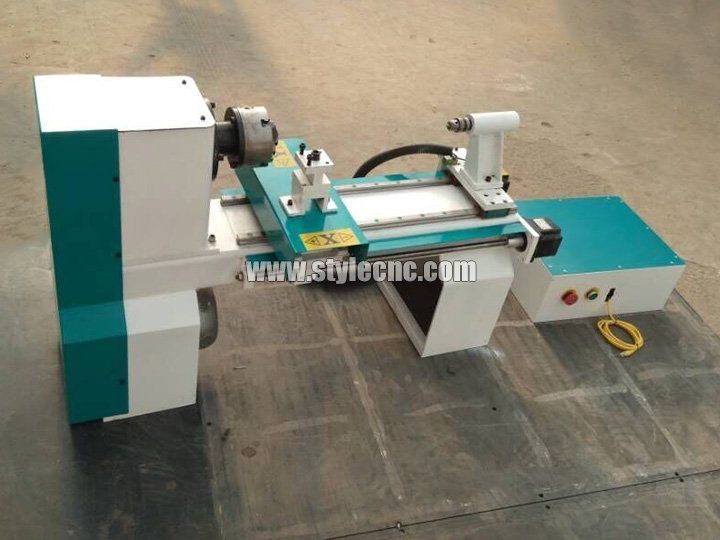 The First Picture of STYLECNC® Mini Wood Lathe for wood arts and crafts turning