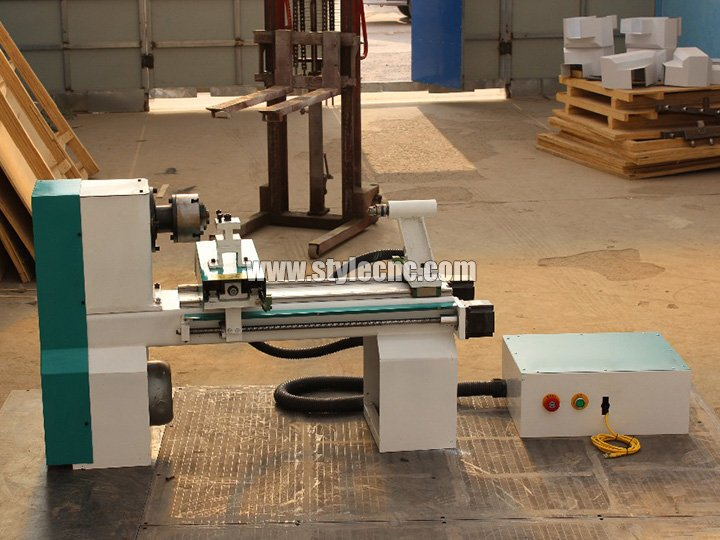 The Second Picture of STYLECNC® Mini Wood Lathe for wood arts and crafts turning