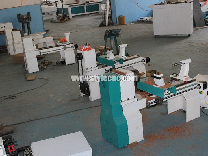 Mini Wood Lathe Machines