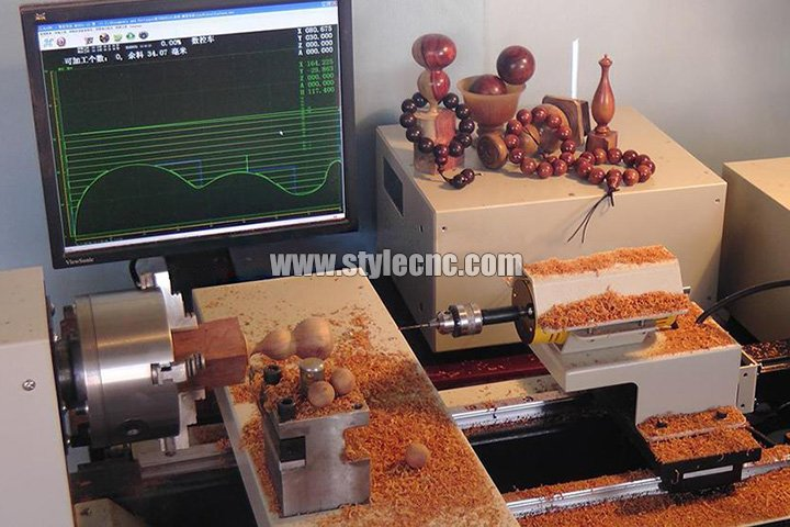 Mini Benchtop Wood Lathe Turning Projects