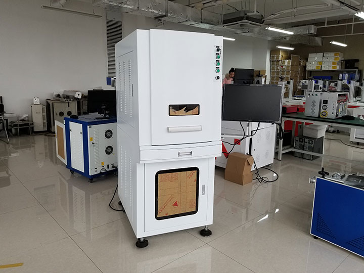 glass Laser Marking Machine