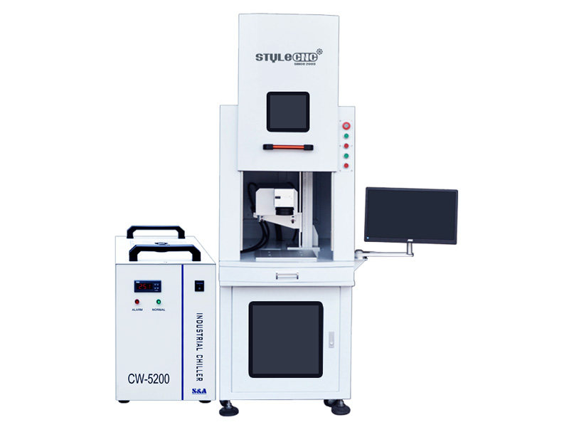 High Precision UV Laser Marking Machine for sale