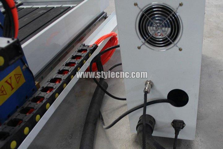 Mini Desktop CNC Router control box