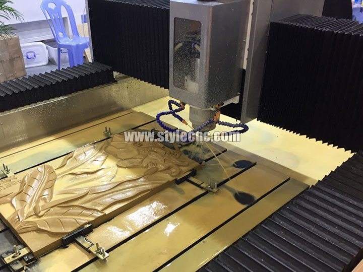 Stone CNC Machine for Marble, Granite