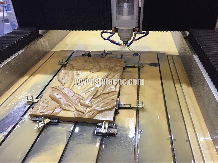 New Design Stone Cnc Machine For Marble Granite Stone
