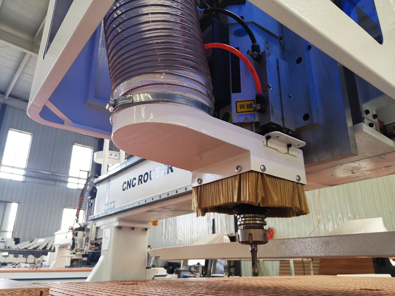 The Third Picture of STYLECNC® CNC Router for Aluminum with Disk Automatic Tool Changer System