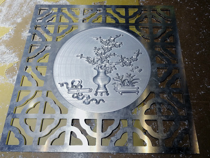 The Fifth Picture of STYLECNC® CNC Router for Aluminum with Disk Automatic Tool Changer System