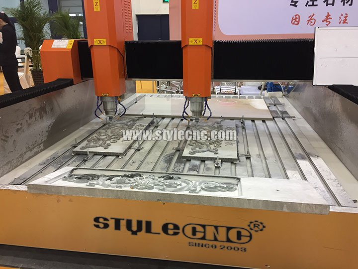 Stone Carving CNC Router