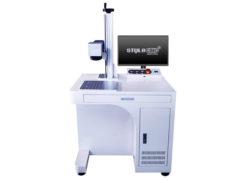 50W Fiber Laser Deep Engraving Machine for Metal - Fiber Laser ...