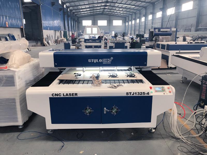 Taiwan PMI square rails for laser cutting machine