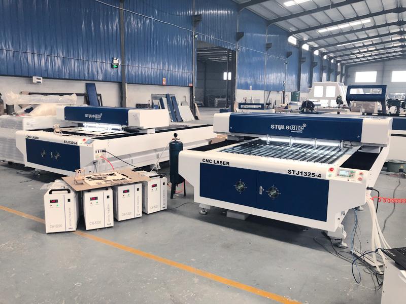 laser cutting machine electronic box