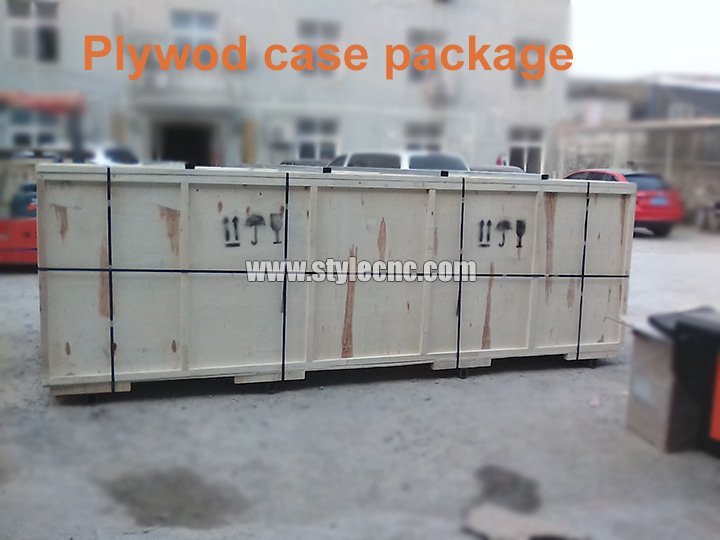 plywood case for laser cutting machine