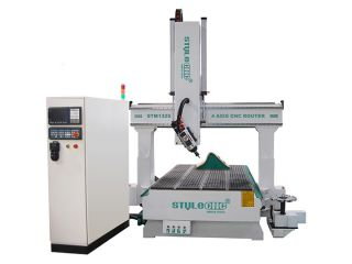 STYLECNC® 4 axis CNC Router for sale with affordable price