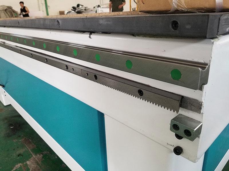Hiwin Rail Linear Bearings and Ball Screw
