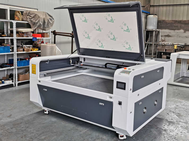 1390 laser engraving and cutting machine delivery to Armenia