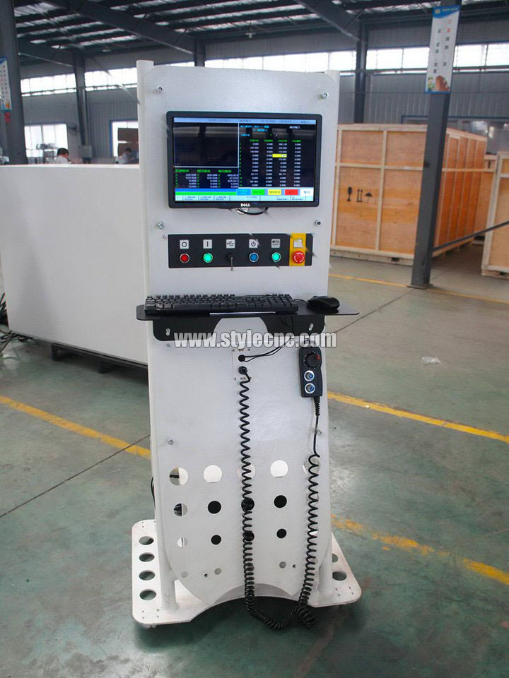 Osai Control System for 5 Axis CNC Router
