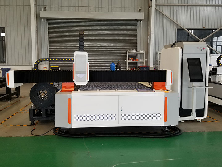 Metal Sheet and Pipe Laser Cutter for UK Customer