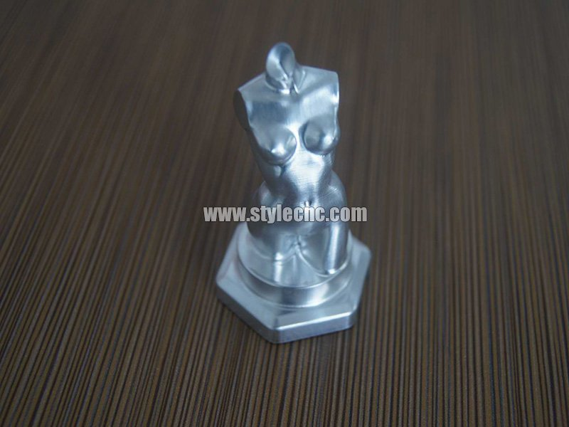 Small 5 Axis CNC Machine for human mould making