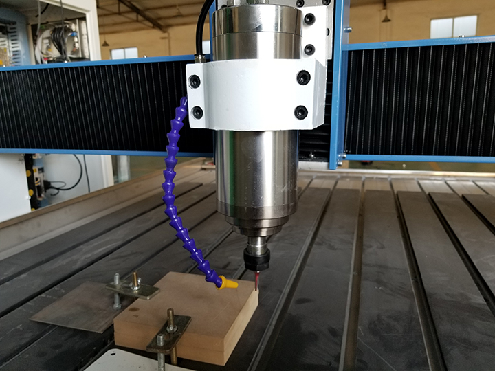 Spindle for CNC Milling Machines