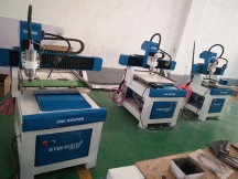 Three Sets CNC Mold Machines is ready for delivery to Pakistan