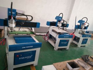 Three Sets CNC Mold Machines Delivery to Pakistan
