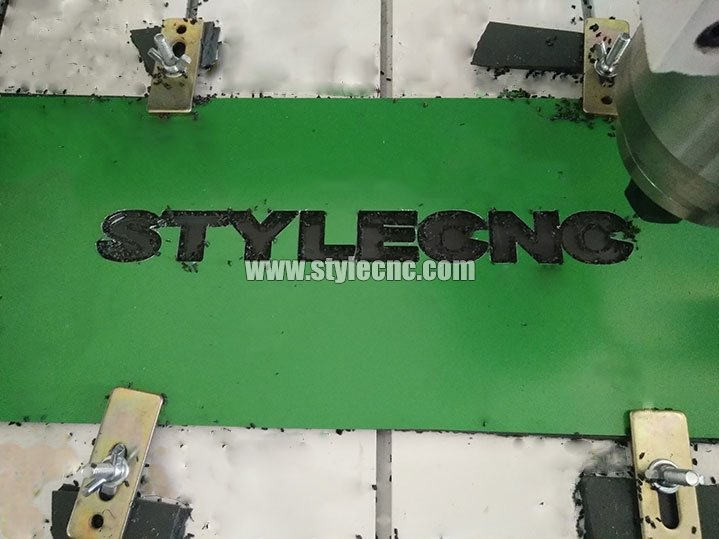 aluminum plate of CNC Milling Machining