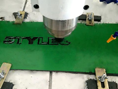 STYLECNC CNC Milling Machining for Aluminum Plate