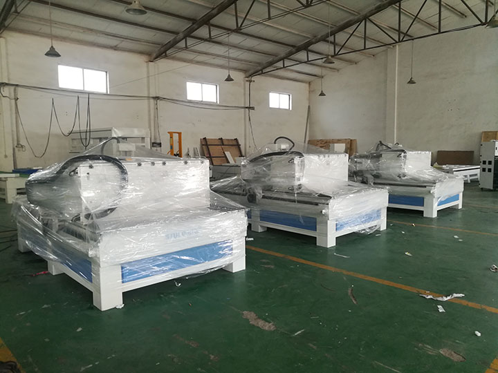 Industrial CNC Router Package