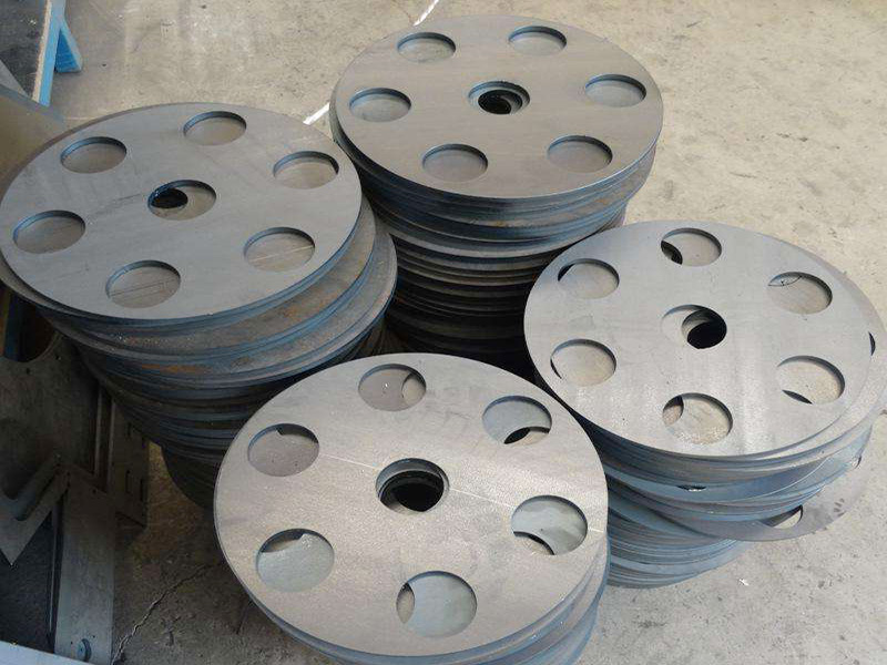 500w fiber laser cutting machine for metal signs - Steel