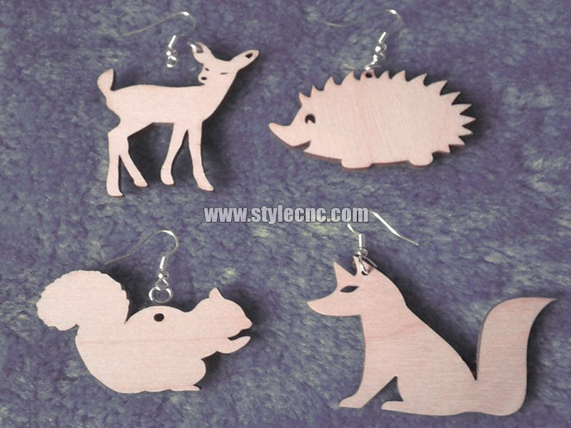 Laser cutting wood crafts projects