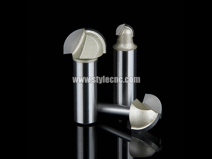 The Second Picture of Cove Box Bits for woodworking CNC router