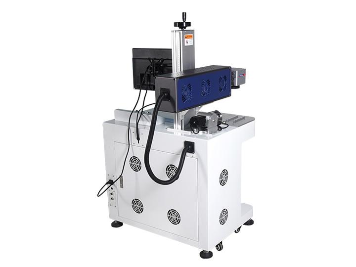 Desktop laser marking machine features