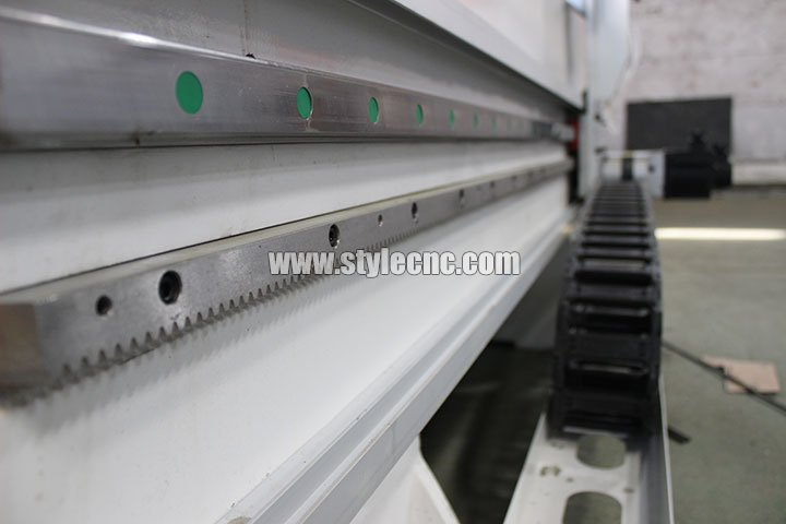 Hiwin guide rail of Stone CNC Machine Center