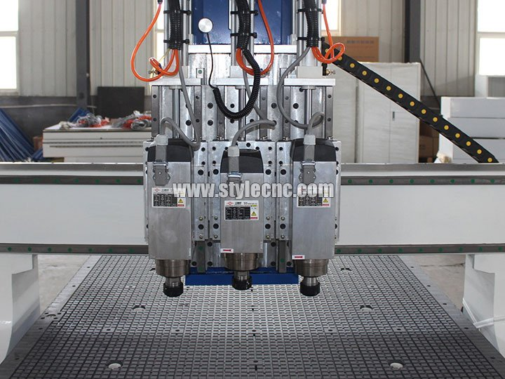 The Third Picture of STYLECNC® 3 Axis CNC Router for sale with affordable price
