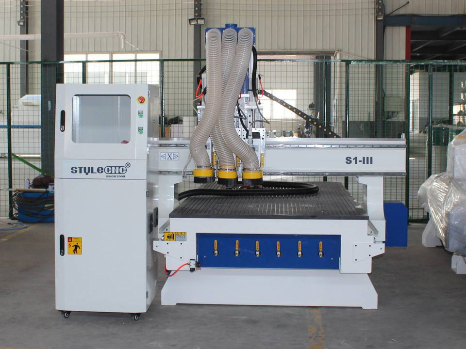The Second Picture of STYLECNC® 3 Axis CNC Router for sale with affordable price