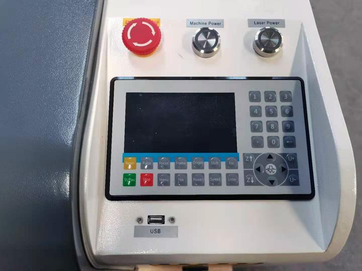 Ruida controller for cnc laser cutter