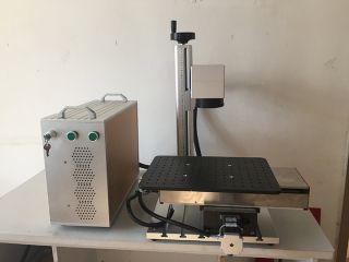Big size laser marking machine 30W