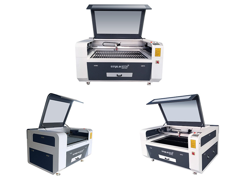 Stone laser engraving machine