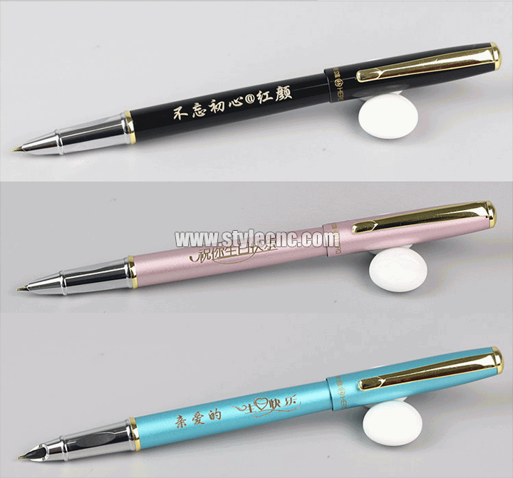 Pen laser engraving and marking machine projects