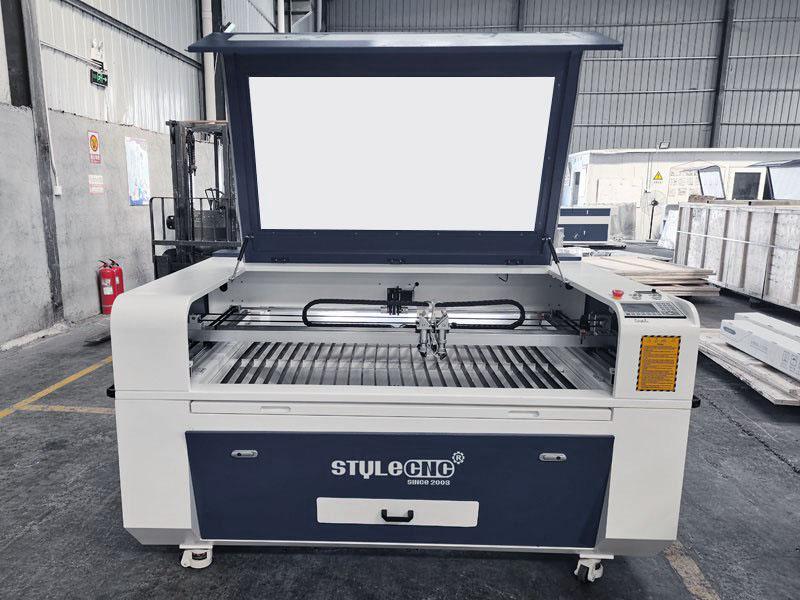 STJ1390-2 laser engraving and cutting machine