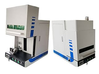 Deep 3D Laser Metal Engraving Machine for sale
