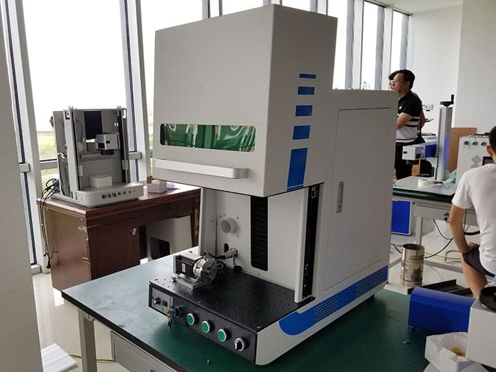 3D deep laser engraving machine