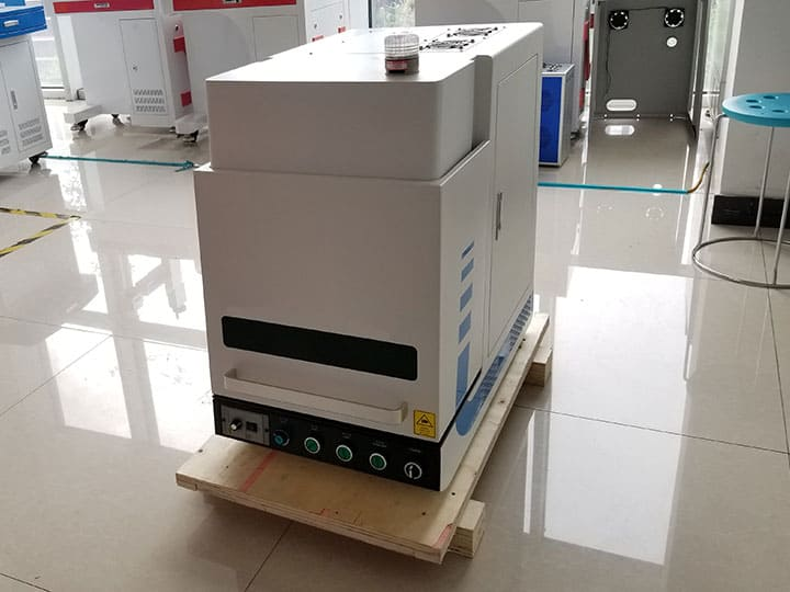 deep 3D laser marking machine