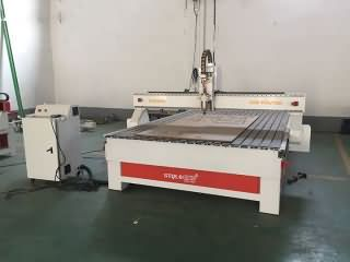 Wood CNC router 2040 will be delivery to Belgium customer