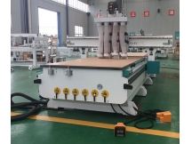 Furniture CNC <i><i>router</i></i> with 4 spindles is ready for delivery to Qatar