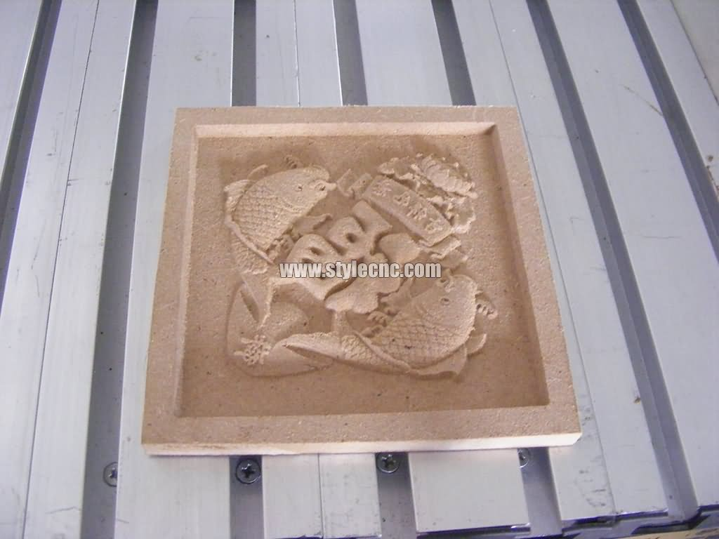 CNC Router for Wood Works
