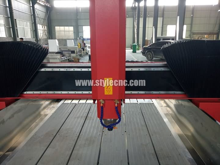 5.5kw stone CNC router spindle