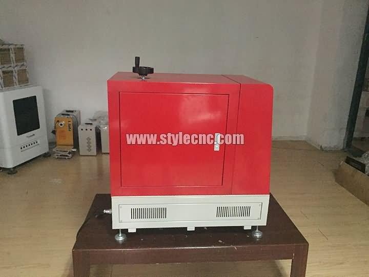 Spain fiber laser marking machine with CE