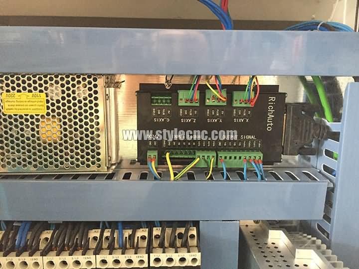DSP cnc router